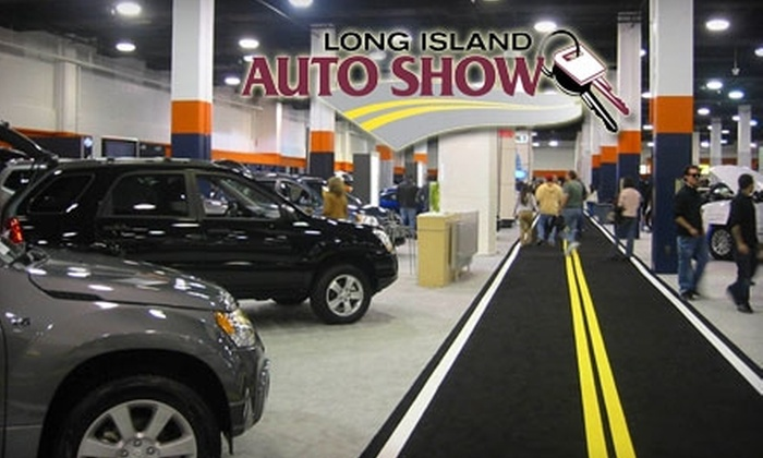 Long Island Auto Show, Produced by IAS in Association with Motor Trend Auto Shows  - East Garden City: $5 for One Adult Admission to the Long Island Auto Show, Produced by IAS In Association with Motor Trend Auto Shows