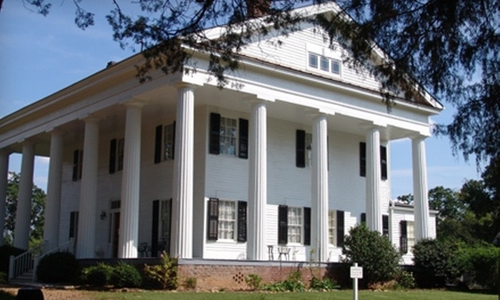 A Southern Trilogy - Multiple Locations: $18 for Two Tickets to Tours of Three Historic Roswell Homes from A Southern Trilogy (Up to $36 Value)