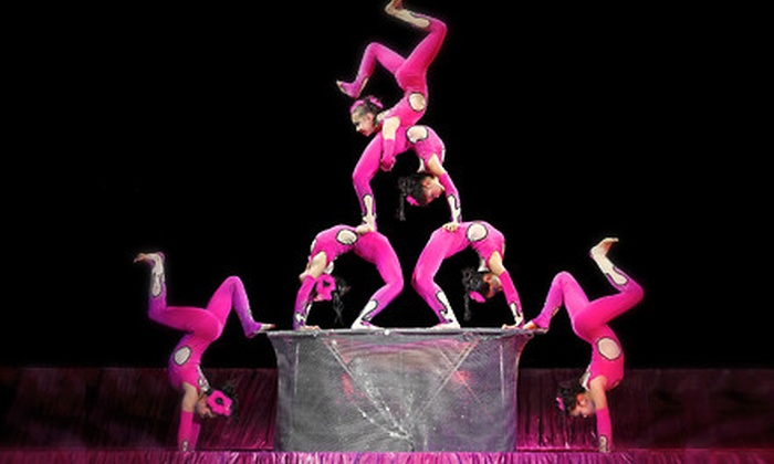 Cirque Shanghai - Lynn: $18 for Acrobatic-Show Outing to See Cirque Shanghai at Lynn Auditorium on January 8 at 3 p.m. ($37 Value)