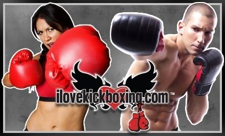 iLoveKickboxing.com - iLoveKickboxing.com in Burbank