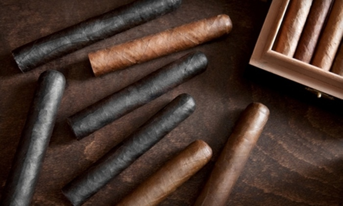 Cigar King - Skokie: $15 for $30 Worth of Cigars and More at Cigar King in Skokie