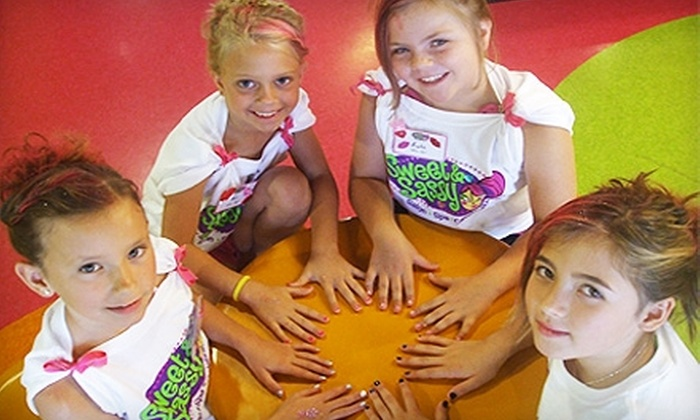 Sweet & Sassy - Central Jersey: $20 for a Party Princess Spa Package at Sweet & Sassy in North Brunswick ($39.95 Value)