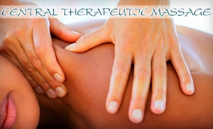 Central Therapeutic Massage Group - Central Therapeutic Massage Group in Wichita