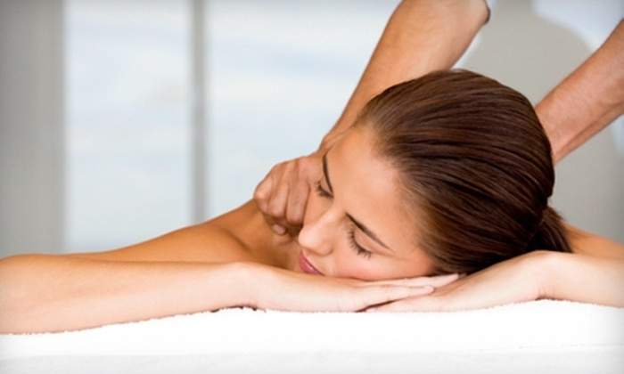 Aziz Salon and Day Spa - Austin: $99 for a Massage Package at Aziz Salon and Day Spa ($210 Value)