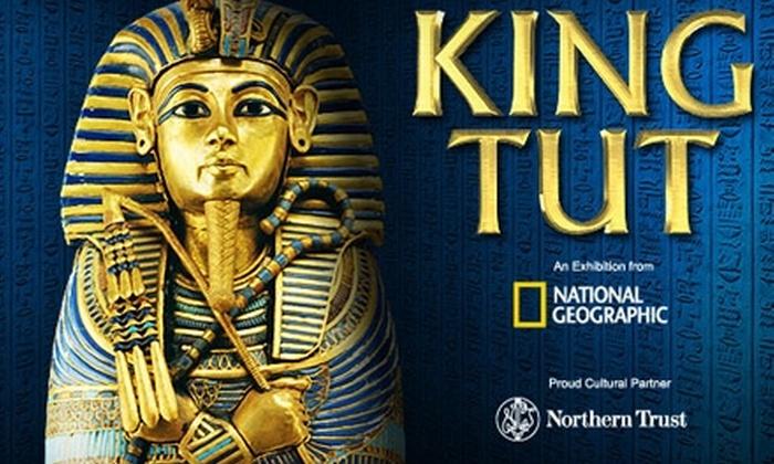 King Tut Exhibit - Theater District - Times Square: $22 Ticket to the King Tut Exhibit, Plus 3-D Movie ($38.21 Value)