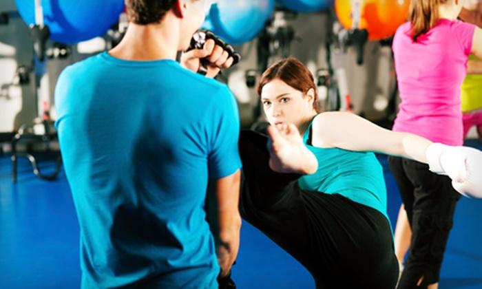 Divine Body Fitness - Lutherville - Timonium: 5, 10, or 15 Zumba, Boxing, or Boot-Camp Classes at Divine Body Fitness in Timonium (Up to 78% Off)
