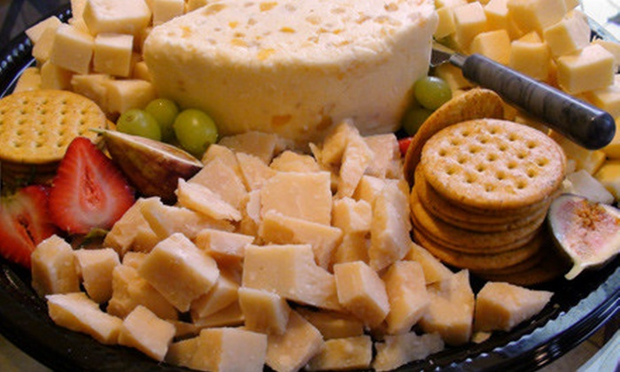Daniel's Cheese and Deli - Fiddlesticks: $15 for $30 Worth of Gourmet Cheeses, Dips, and Sandwiches