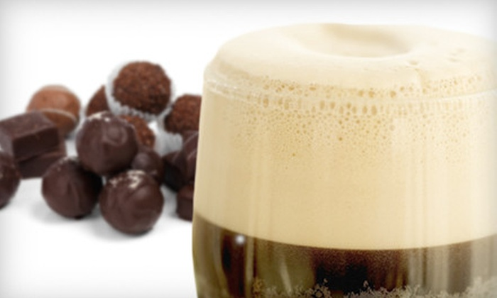 Community Tap and Table - Sacramento: $49 for a Beer-and-Chocolate-Pairing Class with Community Tap and Table ($110 Value)