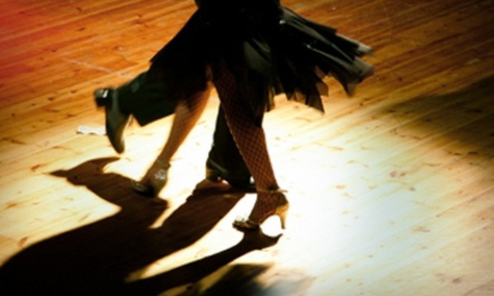 Arthur Murray Dance Studio - Calabazas North: $59 for Two Private Ballroom Dance Lessons, Two Group Sessions, and Two Practice Parties at Arthur Murray Dance Studio ($286 Value)