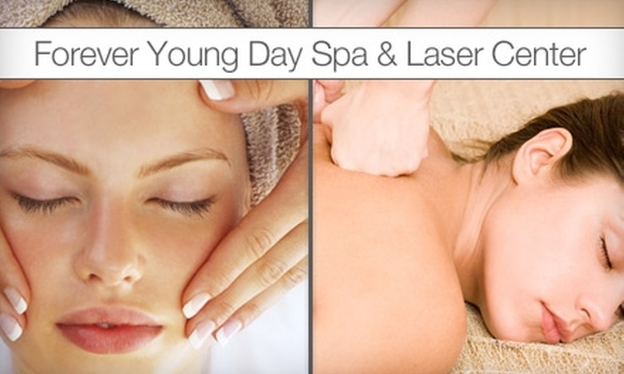 Forever Young Skin Care and Laser Center - Melrose: $59 for a Therapeutic Facial and Massage at Forever Young Day Spa and Laser Center ($138 Value)