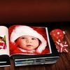 $9 for Personalized Leather-Bound Photo Book