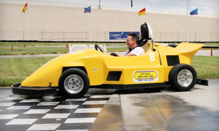 Vegas Xcursions - Multiple Locations: $92 for Las Vegas Mini Gran Prix Two-Hour Experience, GameWorks All-Day Pass, Hoover Dam Tour from Vegas Xcursions ($184 Value)