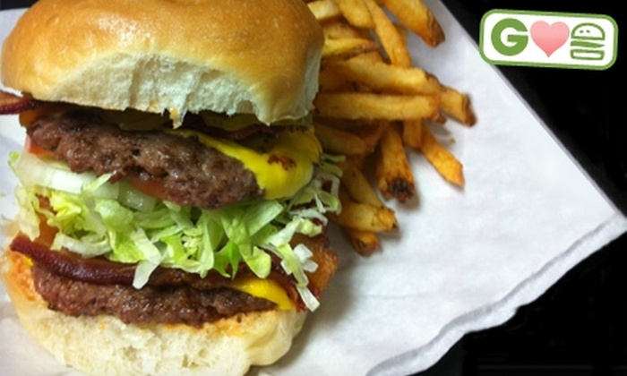 Ted E's Burgers & More - Fort Worth: $10 for $20 Worth of Gourmet Burgers and Sandwiches at Ted E's Burgers & More