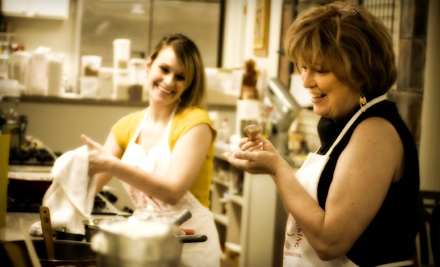 BYOB French, American, or Italian Cooking Class for 2 (a $200 value) - SMOKE. on Cherry Street in Tulsa