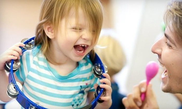 Family Music Time - Fort Myers: $85 for a 90-Minute Music Together Kids' Birthday Party at Family Music Time (Up to $175 Value)