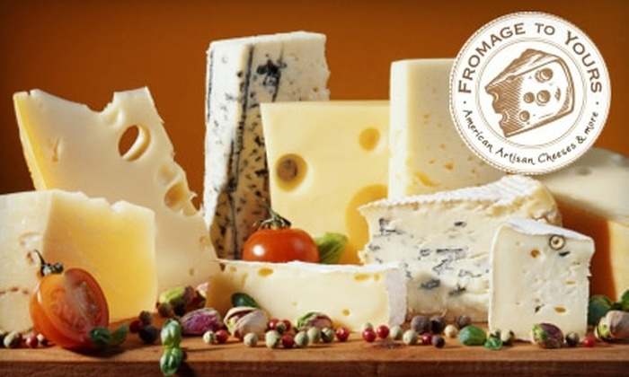 Fromage to Yours - Denver: $40 for Cheese-Making Class at Fromage to Yours ($79 Value). Choose from 20 Class Times.