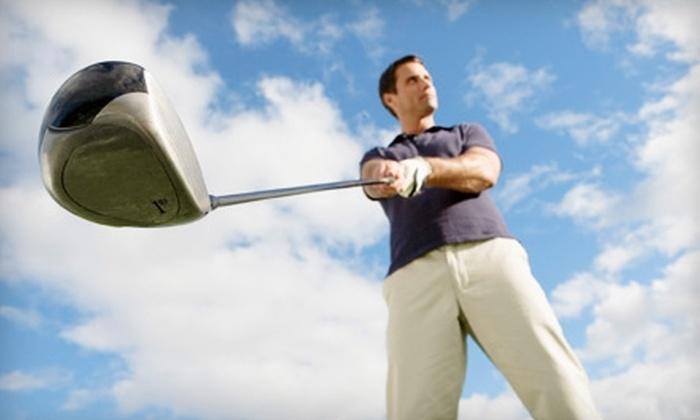 Bootcamp Golf - Tucker: $99 for Five Half-Hour Lessons from Bootcamp Golf at Northcrest Golf Academy ($375 Value)