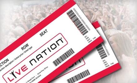 Live Nation Entertainment at Verizon Wireless Amphitheater or San Manuel Amphitheater - Live Nation Entertainment at Verizon Wireless Amphitheater or San Manuel Amphitheater in