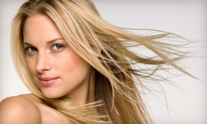 Studio 206 - Grand Haven: $20 for $40 Worth of Salon Services at Studio 206 in Grand Haven
