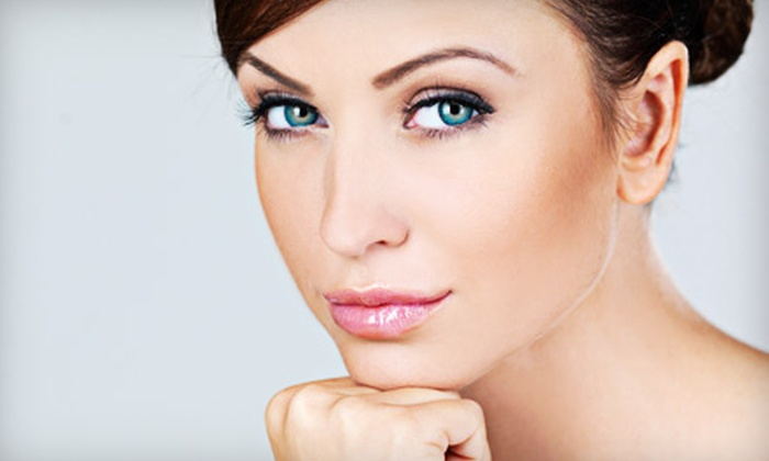 About Face - Columbus: One or Three Full-Body Glycolic Treatments at About Face (Up to 60% Off)