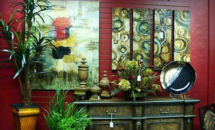 $30 Groupon for Home Decor and Accessories - EyeCatching Decor in North Little Rock