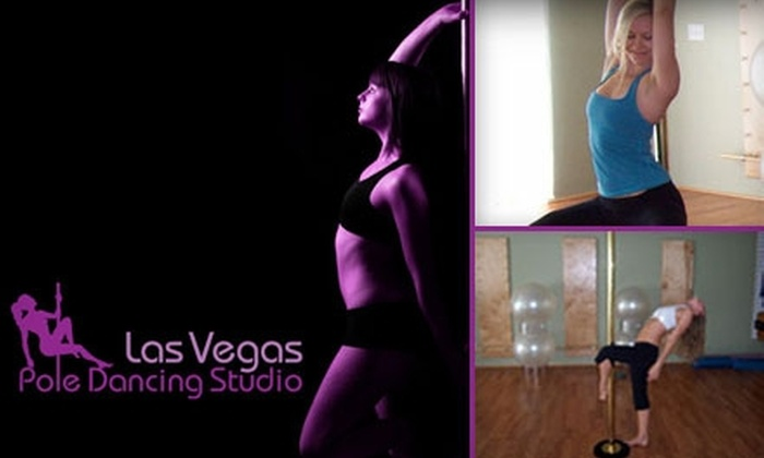 Las Vegas Pole Dancing Studio - Spring Valley: $15 for Two Pole-Dance, Chair-Dance, or Lap-Dance Classes of Your Choice at Las Vegas Pole Dancing Studio ($36 Value)