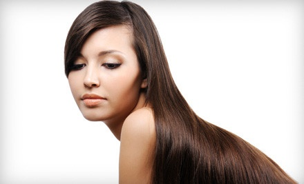 Formaldehyde-Free Keratin Treatment (a $250 value) - Polo Salon & Spa in North Palm Beach