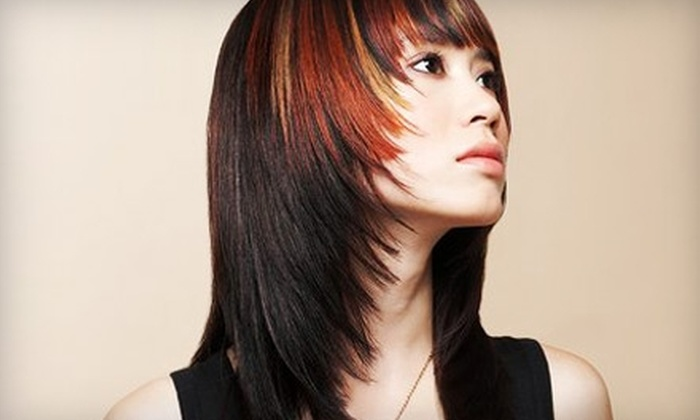 Fantastic Sams - Multiple Locations: Hair Services at Fantastic Sams. Two Service Packages and Three Locations Available.