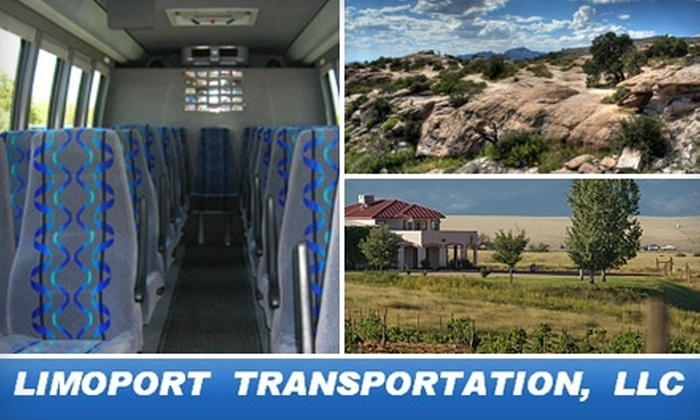 Limoport Transportation - Oracle Executive Place Condominiuns: $30 for Your Choice of One of Four Day Trips (Mt. Lemmon, Arizona-Sonora Desert Museum, Kartchner Caverns, Elgin/Sonoita Vineyards) with Limoport Transportation