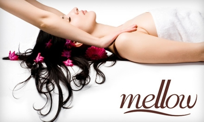 Mellow Massage Therapy Center - Allegheny West: $39 for a 60-Minute Massage and a Foot Scrub at Mellow Massage Therapy Center ($90 Value)