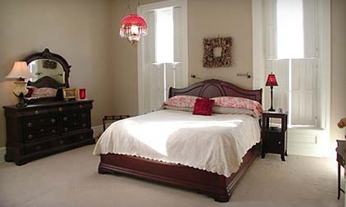 Admiral Bicknell Inn - New Albany: Two-Night Stay and Breakfast at Admiral Bicknell Inn. Choose Between Two Options.
