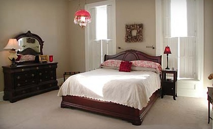 Admiral Bicknell Inn: 2-Weeknight Stay with Breakfast - Admiral Bicknell Inn in New Albany