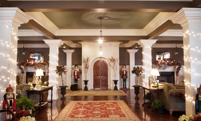 Barton Hill Hotel & Spa - Greater Niagara Falls, NY: Two-Night Stay for Two in a Riverview Retreat King Room at Barton Hill Hotel & Spa in New York