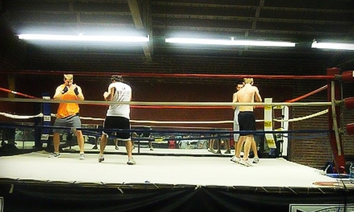 Fight Club University - Downtown Columbia: $30 for Two Months of Unlimited Boxing-Fitness Classes at Fight Club University (Up to $120 Value)