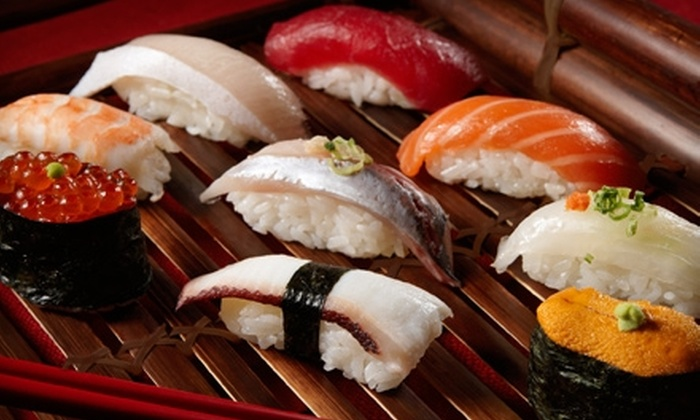 Ten Asian Bistro - Newport Beach: $20 for $40 Worth of Asian Fusion Fare at Ten Asian Bistro (or $20 for $50 Worth When Redeemed 5 p.m.–7 p.m.) in Newport Beach