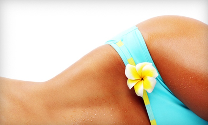 Complexions - McLane: One, Two, or Three Spray-Tan Sessions at Complexions