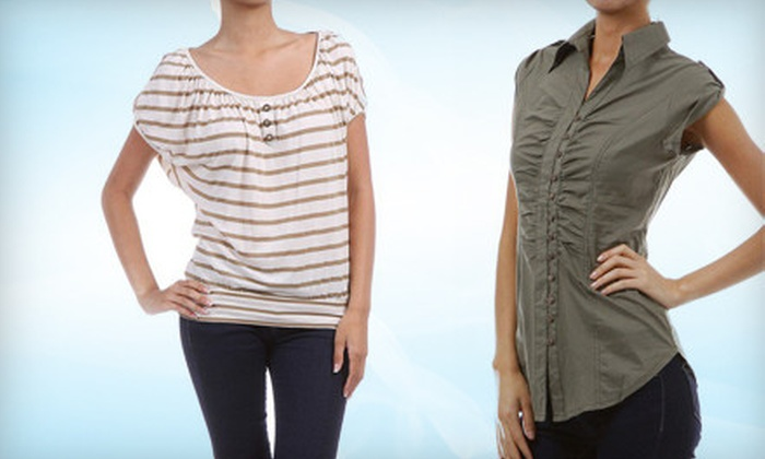 Sarah's Sassy Boutique - Murrieta: $10 for $20 Worth of Clothing and Accessories for Women, Teens, and Toddlers at Sarah's Sassy Boutique in Murrieta
