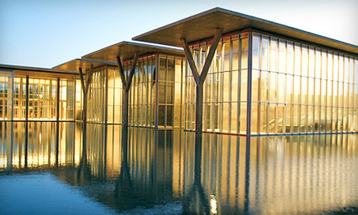 Modern Art Museum of Fort Worth - Cultural District: Two Basic or Associate Annual Memberships to the Modern Art Museum of Fort Worth (Half Off)