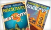 """Sactown Magazine: $9 for a Two-Year Bimonthly Subscription to """"Sactown Magazine"""" ($19 Value)"""