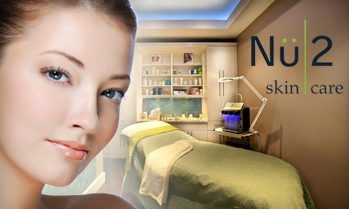 Nü|2 Skin Care - Edgewater: $69 for a Rejuvenating Chemical Peel and Vitamin A-Retinol Serum at Nü|2 Skin Care