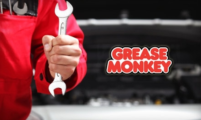 Grease Monkey - Pine Valley: $25 Oil Change and Tire Rotation at Grease Monkey