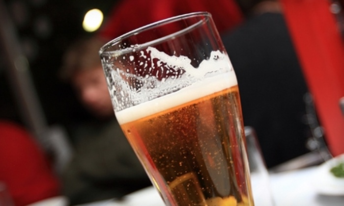 Diablo's Downtown Lounge - Downtown: $10 for $20 Worth of Pub Fare and Drinks at Diablo's Downtown Lounge