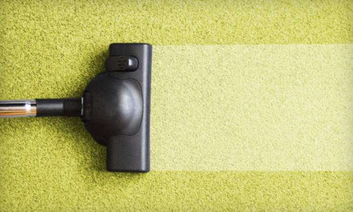 Chris's Carpet Cleaning - Multiple Locations: Carpet Cleaning for a Two-Level Home or Two Rooms and a Hallway from Chris's Carpet Cleaning (Half Off)