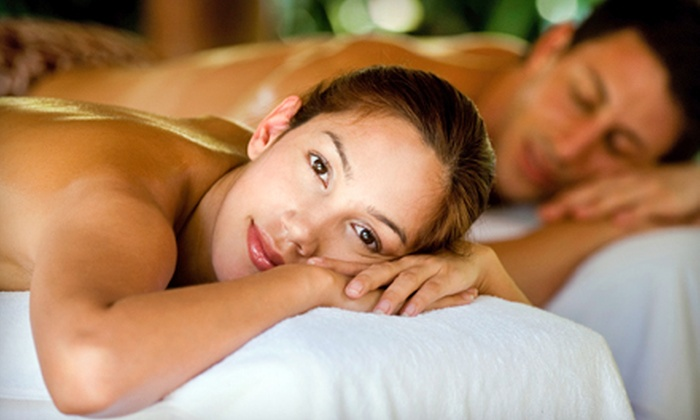 Complexions Spa - Chatham-arch: $169 for a Spa Package with a Massage, Back Treatment, and Foot Massage for Two at Complexions Spa ($470 Value)