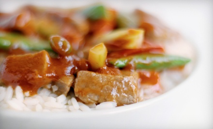 $20 Groupon to Mongolian Grill - Mongolian Grill in London