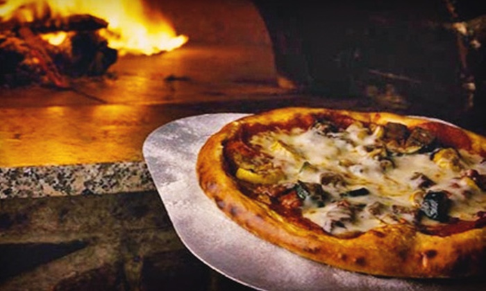 Parmesans Wood Stone Pizza - Frankfort: Italian Cuisine for Dine-In or Catering from Parmesans Wood Stone Pizza in Frankfort (Half Off)