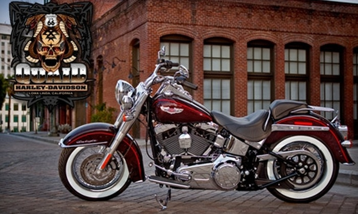 Quaid Harley-Davidson - North Central: $75 for One-Day Rental at Quaid Harley-Davidson ($150 Value)
