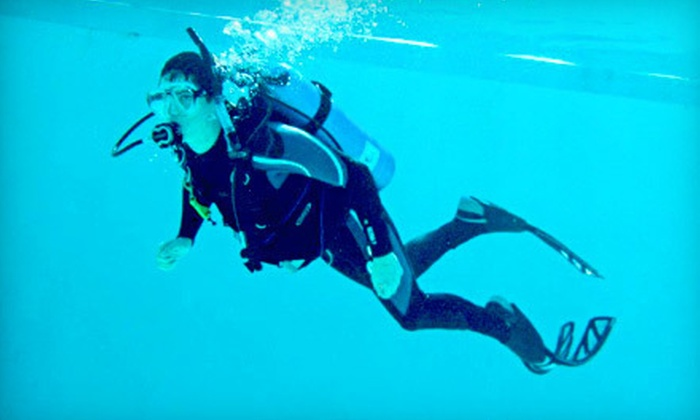 Scuba Magic - Tempe: Scuba-Certification Class for One or Two at Scuba Magic in Tempe (Up to 68% Off)