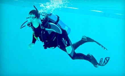 Scuba-Certification Class (a $389 value) - Scuba Magic in Tempe