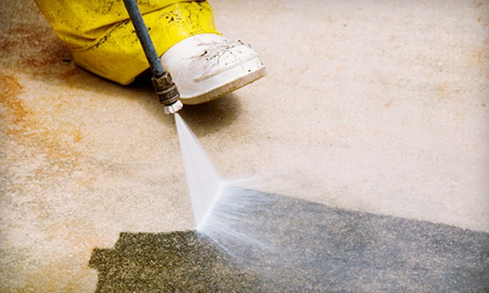 Pressure Wash Hawaii - Honolulu: Up to 250, 600, or 2,000 Square Feet of Outdoor Pressure Washing from Pressure Wash Hawaii (Up to 70% Off)